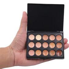 15 Color Concealer Palette Face Makeup Beautiful Contour Cream Palette