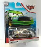 Disney Pixar Cars Chick Hicks Silver Collection 1:55 Scale Diecast