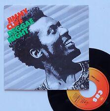 "Vinyle 45T Jimmy Cliff  ""Reggae night"""