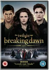 The Twilight Saga: Breaking Dawn - Part 2 [DVD] Gift Idea NEW