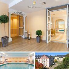 3 Tage Luxus Wellness Wochenende Bad Steben Franken Kurzurlaub 4★ relexa hotel