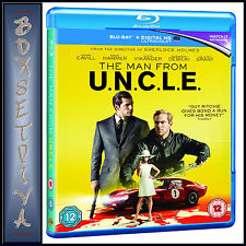 THE MAN FROM U.N.C.L.E.  *BRAND NEW BLU-RAY***
