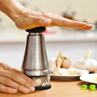 Chopper Pressing Cutter Vegetable Food Onion Garlic Slicer Peeler Mincer B6T1