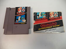 Super Mario Bros. Duck Hunt (Nintendo NES, 1985) NES-MH-UKV-2 Pal UK VERSION