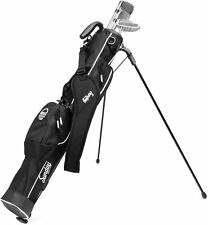 Sunday Golf - Lightweight Sunday Golf Bag with Strap and Stand – Easy to Carry