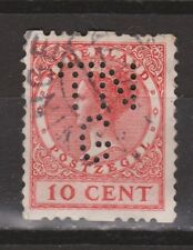 R10 Roltanding gestemp 10 PERFIN TNG NVPH Netherlands Nederland syncopated used