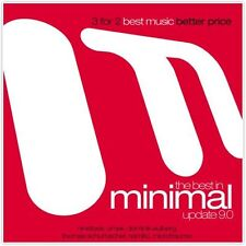CD Minimal Update 9.0 von Various Artists 3CDs