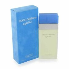 DOLCE & GABBANA Light Blue Eau de Toilette 3.3 oz / 100 ml - Brand New & Sealed