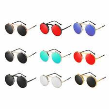 Verspiegelte Retro Herren-Sonnenbrillen