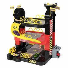 Teamsterz 3 Level Tower Garage + 5 Die-cast Cars | Kids Playset Toy Vehicles