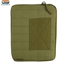 "Kombat Tactical 10"" Tablet / Ipad Molle Case Coyote Security Military"