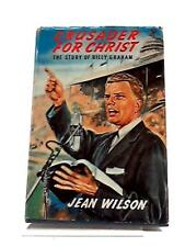 Crusader for Christ: The story of Billy Graham (Jean Wilson - 1966) (ID:74632)