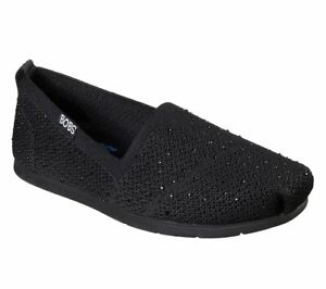 NEU SKECHERS Damen Slipper PLUSH LITE INSTANT SHINE