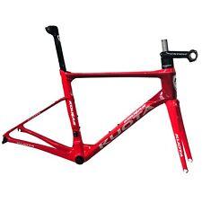 Kuota Kougar road Bike Frameset RED rim Size MEDIUM frame set road bike