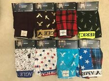 8 Pairs of New Men American Eagle Boxers, All Size XL