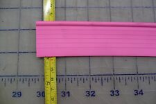 Fender Welt HOT PINK RUBBER Fender to body Welting Solid bead Sold by the FOOT