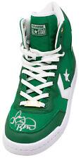 Larry Bird Signed Right Celtics Green Converse Bird High Top Bird Hologram BAS