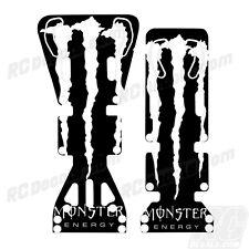 T-Maxx / E-Maxx INTEGY Skid Plate Protectors Monster- White - Traxxas