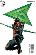 GREEN ARROW #8 DIOGENES NEVES NM 1ST PRINT