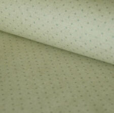 Oilcloth linen fabric French grey spot washable wipe clean table cloth