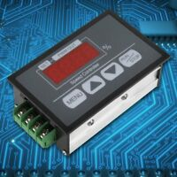 DC Motor Speed Governor 6-60V PWM Module Digital Controller Switch DIY