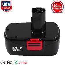 19.2V XCP DieHard Battery for Craftsman C3 11375 130279005 Cordless Power Tools