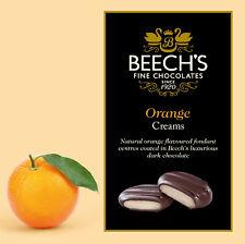 Beechs chocolat noir orange crèmes Boîte 90gm (lot de 3 boîtes)