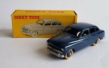 """Original French Dinky Toys No. 24X, Ford """"Vedette 54"""", - Superb Mint Condition."""