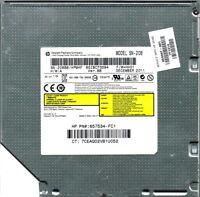 Lettore Masterizzatore cd/dvd-rw writer optical drive SATA pc portatili notebook