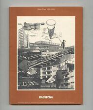 1991 Mart Stam RASSEGNA 47 Modern Dutch Architecture + Furniture Design Journal