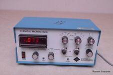 DIAMOND ELECTRO-TECH CHEMICAL MICROSENSOR