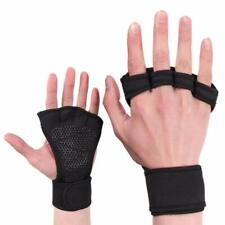 SKDK Weight Lifting Training Gloves Sports Bodybuilding Crossfit Fitness Gym M