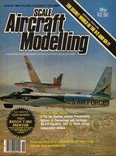Lockheed U-2 and BLACKBIRD SR-71 ... Scale Aircraft Modelling August 1983 (5.11)