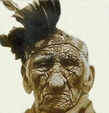 ANTIQUE REPRO 8X10 PHOTO AMERICAN INDIAN KA-NAH-BE-OWEY WENCE