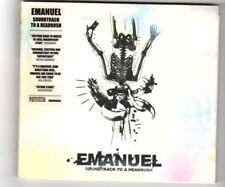 (HQ891) Emanuel, Soundtrack To A Headrush - 2005 CD