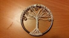 White Tree of Gondor handmade elven pendant Lord of the Rings Gift Present