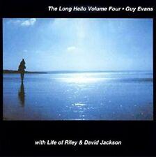 Guy Evans The Long Hello Volume Four CD NEW SEALED Van Der Graaf Generator