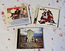 Lot of The Who CDs My Generation Who's Next BBC Sessions Classic Rock