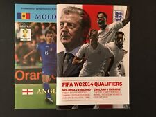 More details for england football world cup 2014 players  itinerary & programme v moldova