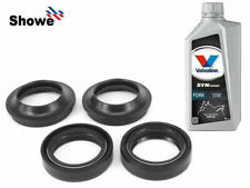Honda GL 500 Silver Wing 1981 - 1982 Fork Oil & Dust Seal Kit - With Oil