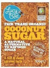Lucy Bee Organic Fair Trade Coconut Sugar - 500g