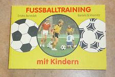 Fußballtraining mit Kindern Endre Benedek ungelesen neuwertig