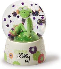 Nici Frosch Lilly Schüttelkugel Schneekugel Traumkugel Glas Geschenk Neu 36501