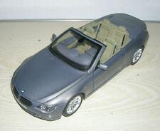 Kyosho 1:18 - BMW 6er Serie Cabrio Silber - OHNE Box