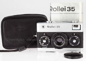 Rollei 35 Tessar Made in Germany, 0-Serie von 1966 3002143 #AT