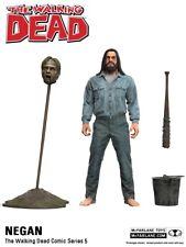 2016 McFarlane The Walking Dead Comic Book Series 5 Action Figure MOC - NEGAN