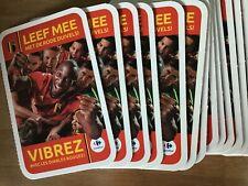 🇧🇪 200 pochettes carrefour 2020 vibrez avec les diables rouges leef mee rode
