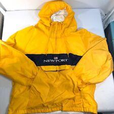 Cuffy's Cape Cod - Newport Rhode Island - Jacket - Mens Size XL