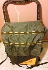 Camp Trails (scout)   Green/Black- Hiking Camping External Frame Backpack