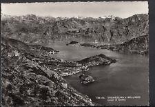 Italy Postcard - Tremezzina e Bellagio - Lago Di Como  B2245